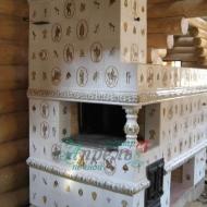 Русская печь Витязь