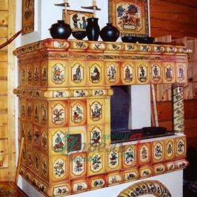 Русская печь Барская