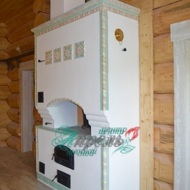 Русская печь Левино 3